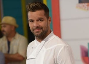 Ricky Martin był homofobem - fot. Gustavo Caballero (Getty Images)Flash Press Media