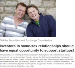 It's time for equality in angel investing