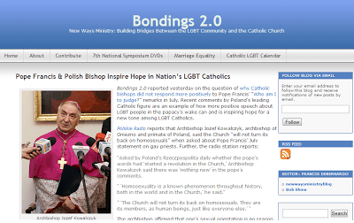 Pope Francis   Polish Bishop Inspire Hope in Nation's LGBT Catholics   Bondings 2.0 (2)