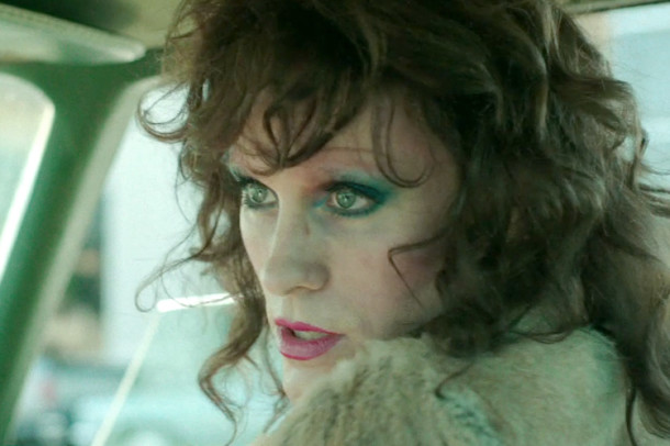 Jared Leto w filmie Dallas Buyers Club