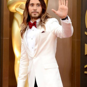 Jared Leto otrzymał Oscara za Dallas Buyers Club
